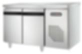 不銹鋼工作台冷櫃