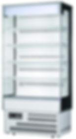 開放式雪櫃