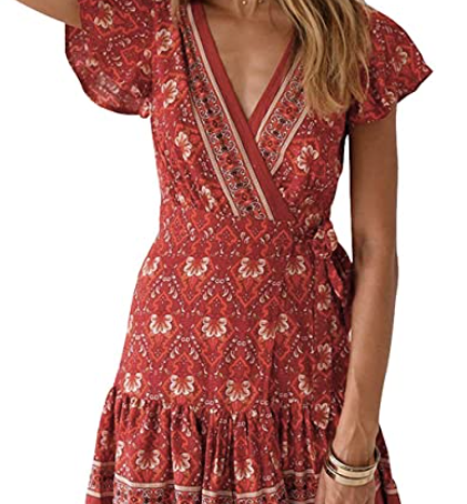 12 Spring Dresses You Won't Believe Are From Amazon