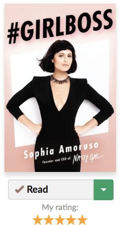 #GIRLBOSS: Book Review