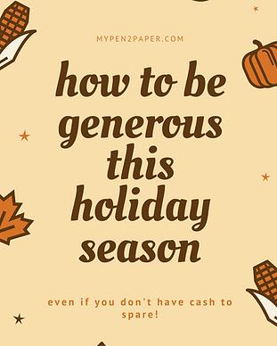 ways to give back this holiday season.pn