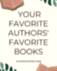 your favorite authors' favorite books.pn