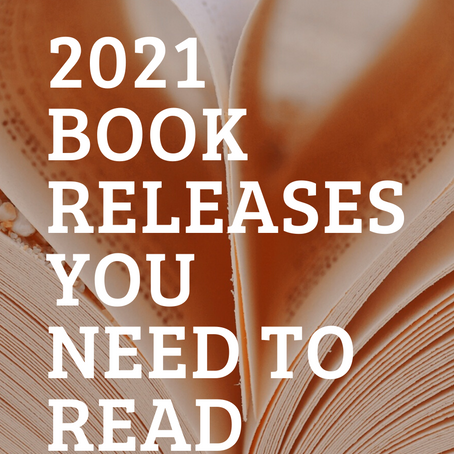 2021 Book Releases You Won't Be Able to Put Down