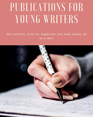 where young authors can get published.pn