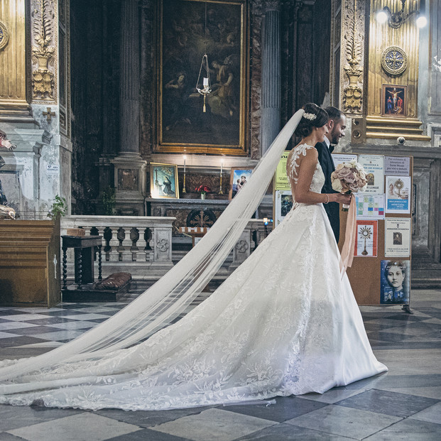 Hochzeit in Rom I