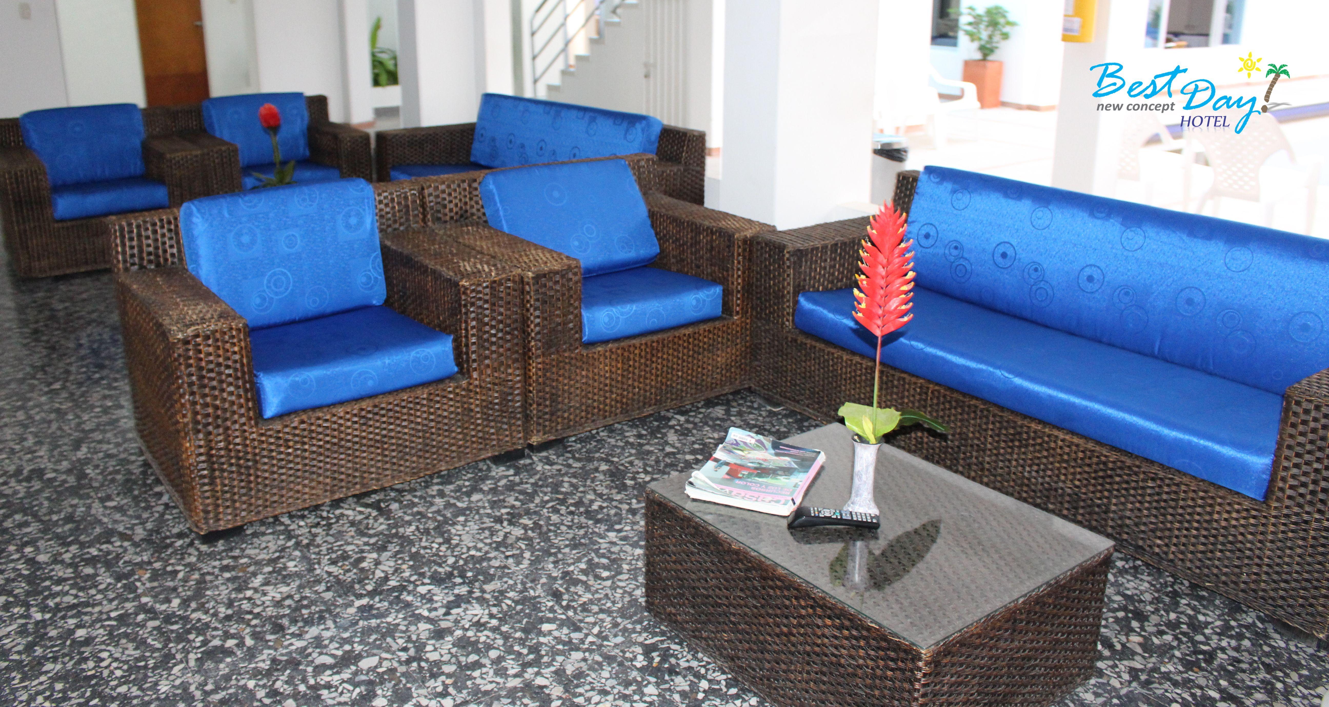 En nuestro Hotel en Melgar sala tv