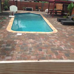 Brick Paver 6x9, Color: Mix III