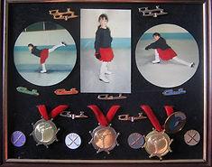 Médailles de glisse FFSG