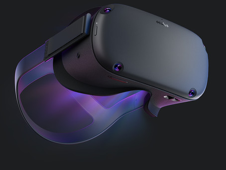 Pre-order NEW Oculus QUEST