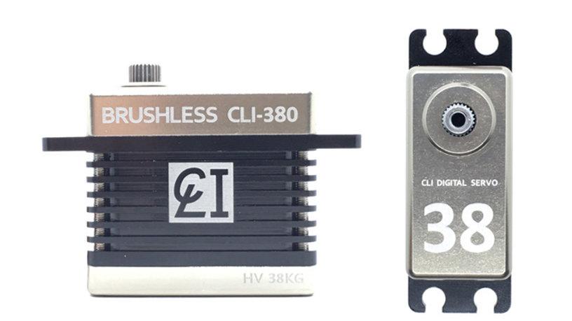 CLI-380 - Brushless Servo