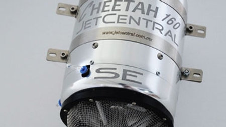Jet Central Cheetah 160N