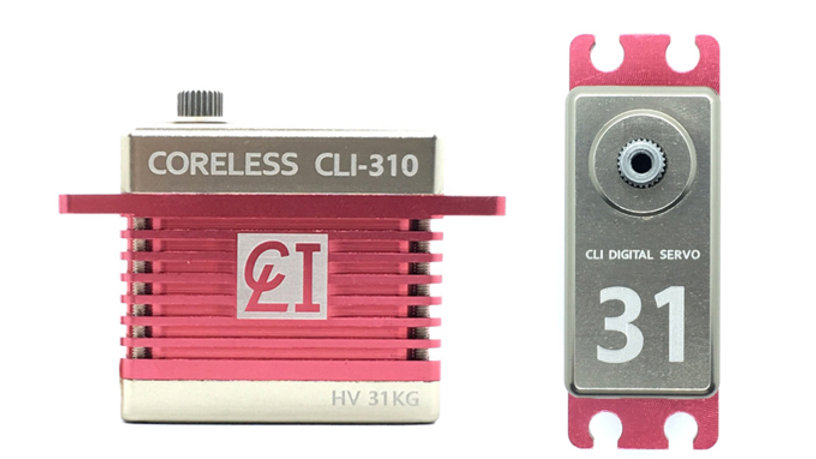 CLI-310 - Coreless Servo