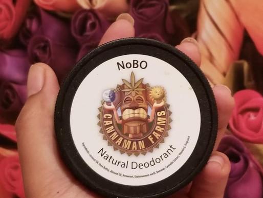 Natural THC Deodorant?!