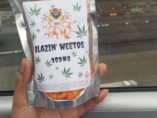 350mg Weetos | Cheetos Edibles