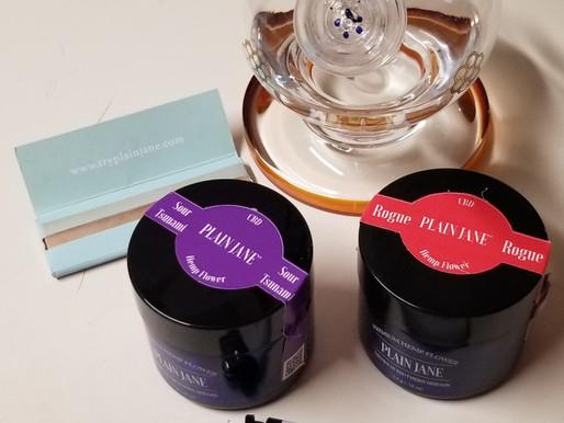 Try Plain Jane Mini-Haul | $40 in Hemp Flower & Smoking Accessories