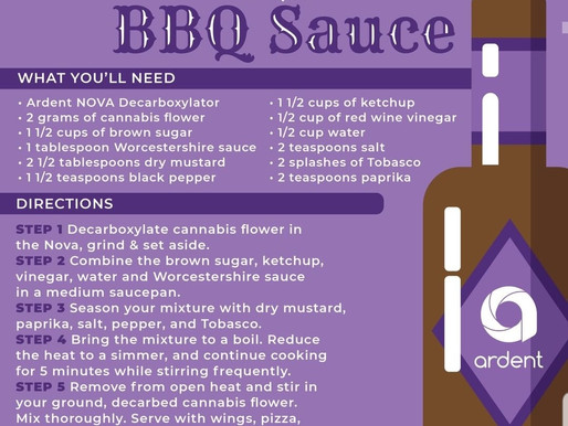 THC Infused BBQ SAUCE [Recipe + WeedTube Video]
