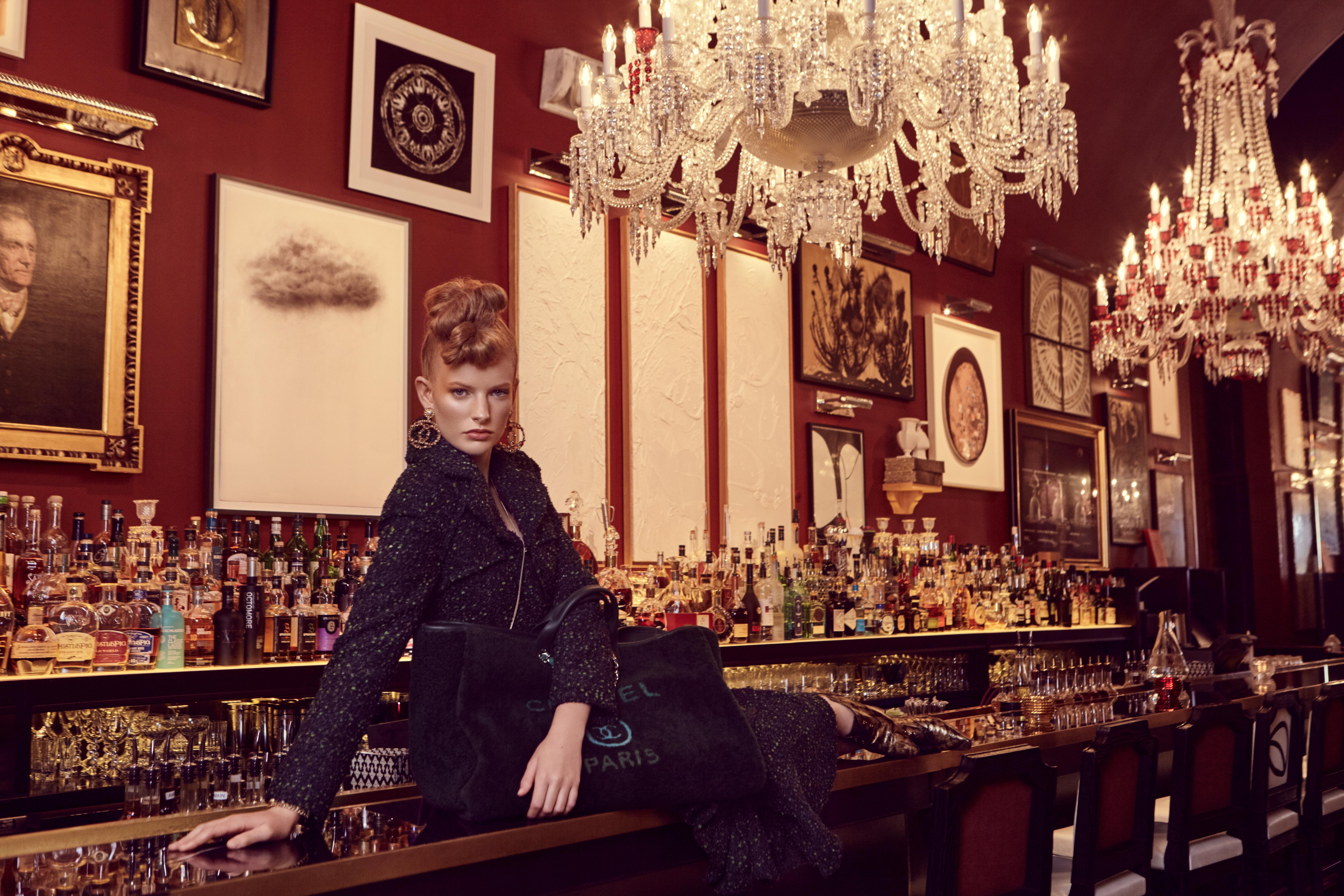 Chanel x Vogue Mexico/Latin America