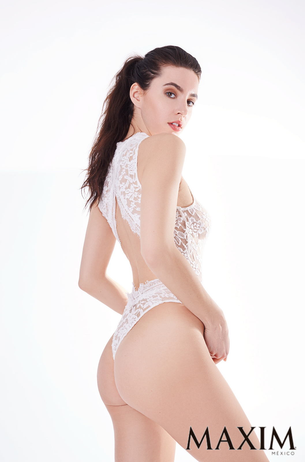 Maxim Mexico - June 2018