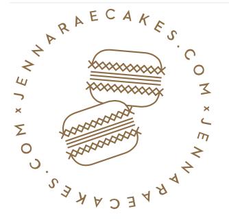 Welcome JENNA RAE CAKES!