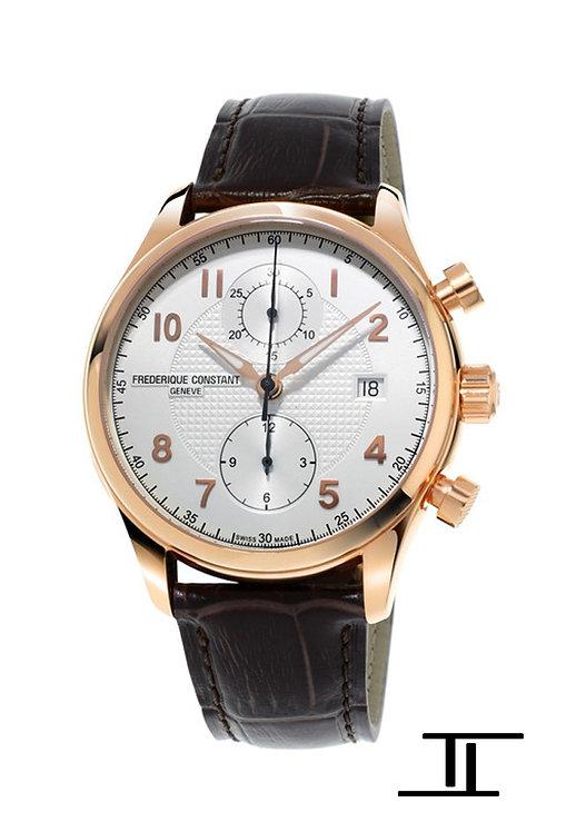 Frederique Constant Runabout AutomaticChronograph Men's Watch FC-393RM5B4