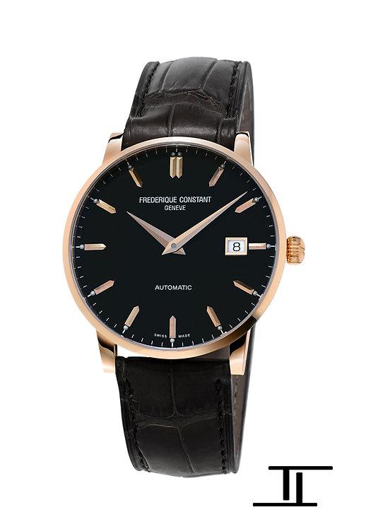 Frederique Constant Slimline Automatic Men's Watch Gold Plated FC-316C5B9