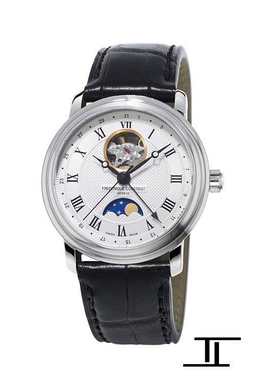 Frederique Constant Classics Moonphase Automatic Men's Watch FC-335MC4P6