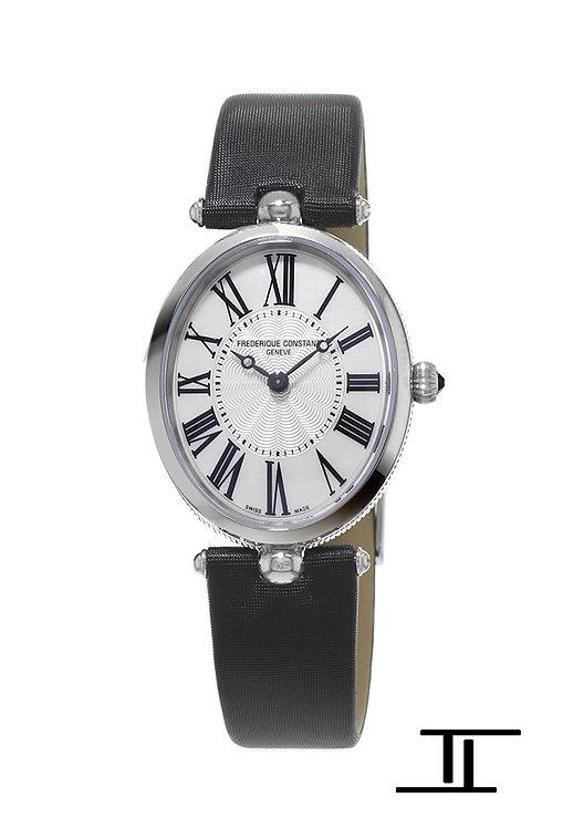 Frederique Constant Art Deco Caliber FC-200 Quartz Women's Watch 200A2V6