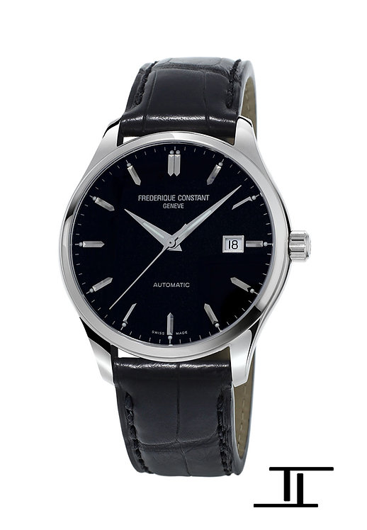 Frederique Constant Classics Index Automatic Men's Watch Black Dial FC-303B5B6
