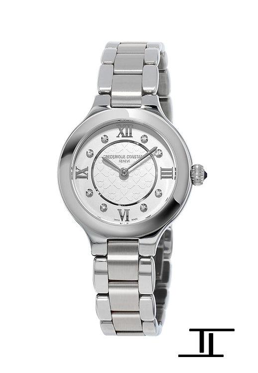 Frederique Constant Carree Caliber FC-200 Quartz Women's Watch 200WHD1ER36B