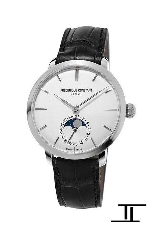 Frederique Constant Manufacture Slimline Moonphase Automatic watch FC-703S3S6
