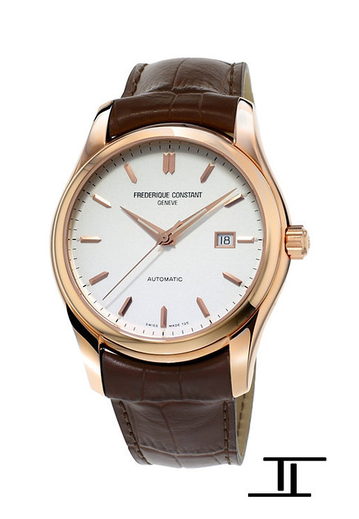 Frederique Constant Index Automatic Men's Watch Gold Plated FC-303V6B4