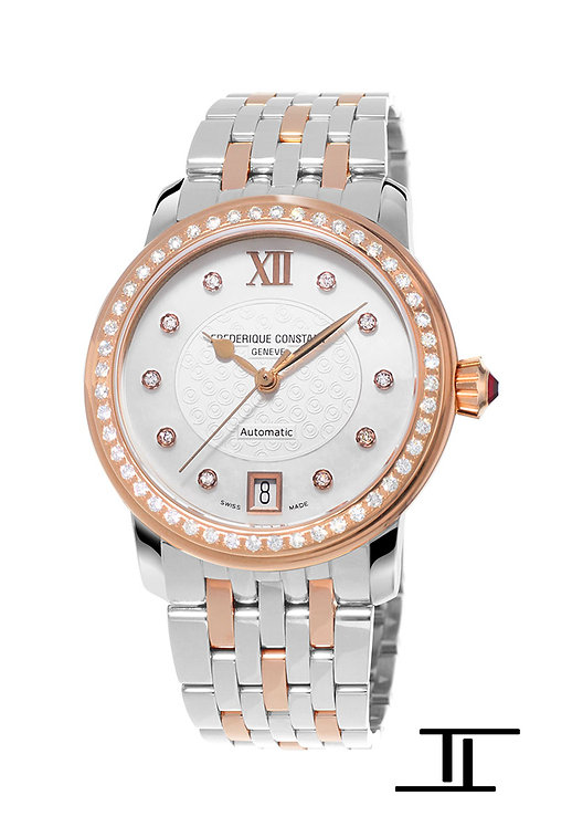 Frederique Constant World Heart Federation Ladies Automatic Watch FC-303WHF2PD2B