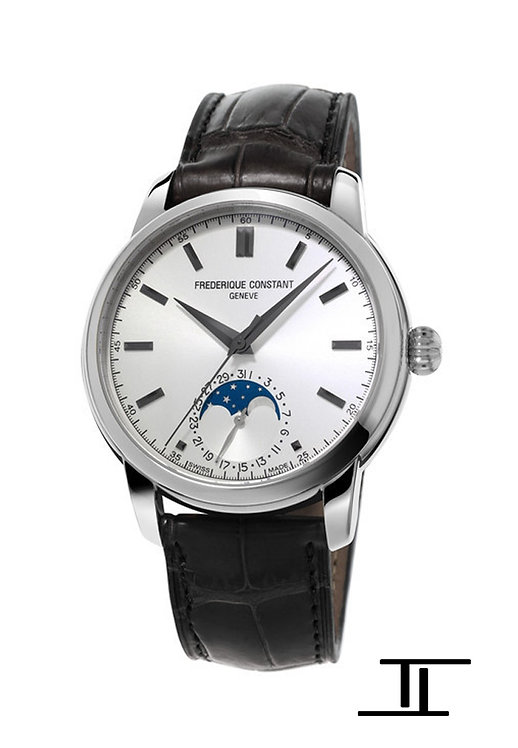 Frederique Constant Classics Moonphase Automatic Men's Watches FC-715S4H6