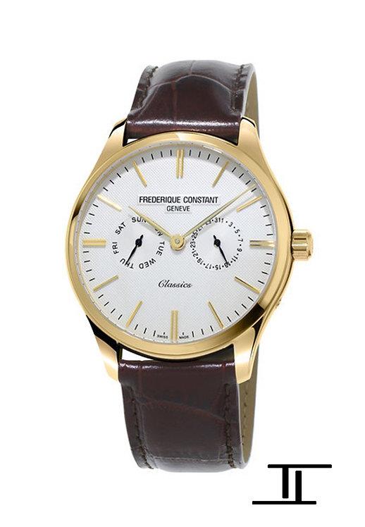 Frederique Constant Classic Quartz Watch FC-259ST5B5