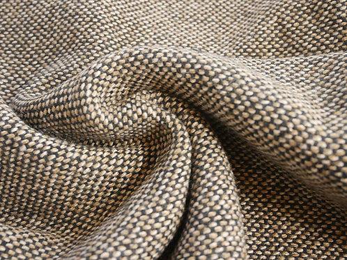 Brown Tweed Per Half Metre