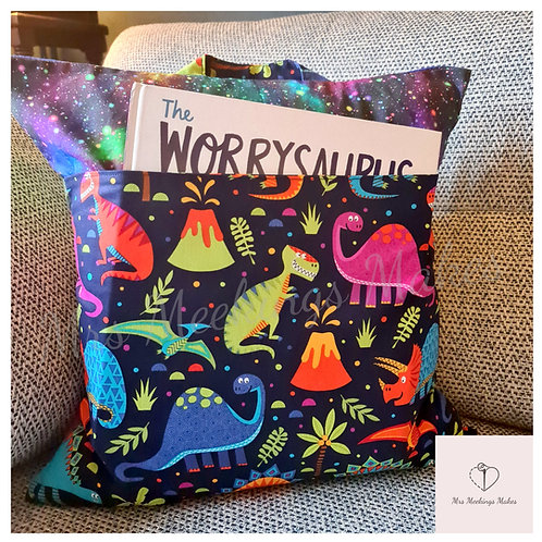 Reading Cushion with Handle