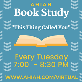 Book Study - This Thing Called You