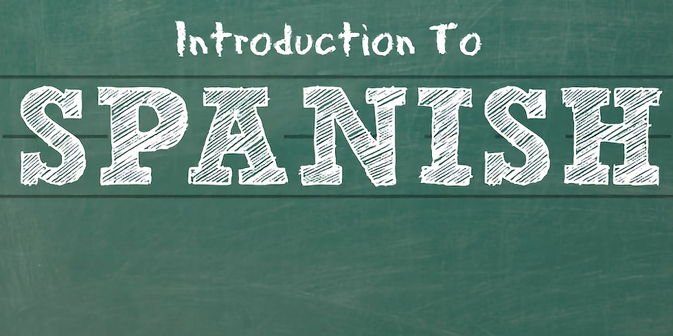 SPANISH LESSONS- Middle School (6th -8th Grades)