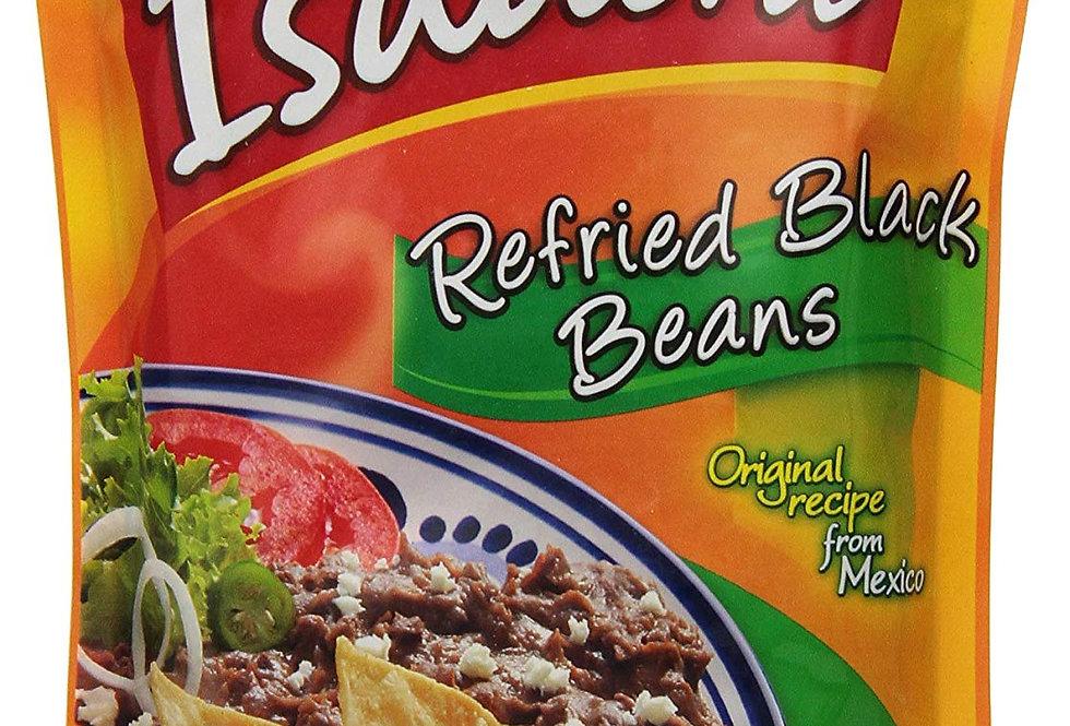 """Isadora"" Refried Black Beans"