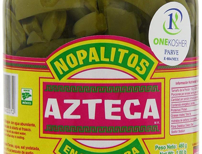 """Azteca"" Cactus Strips"
