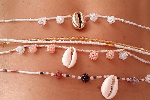 Oshun Goddess Pearls