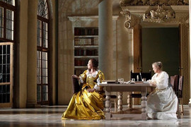 Countess in Le Nozze Di Figaro