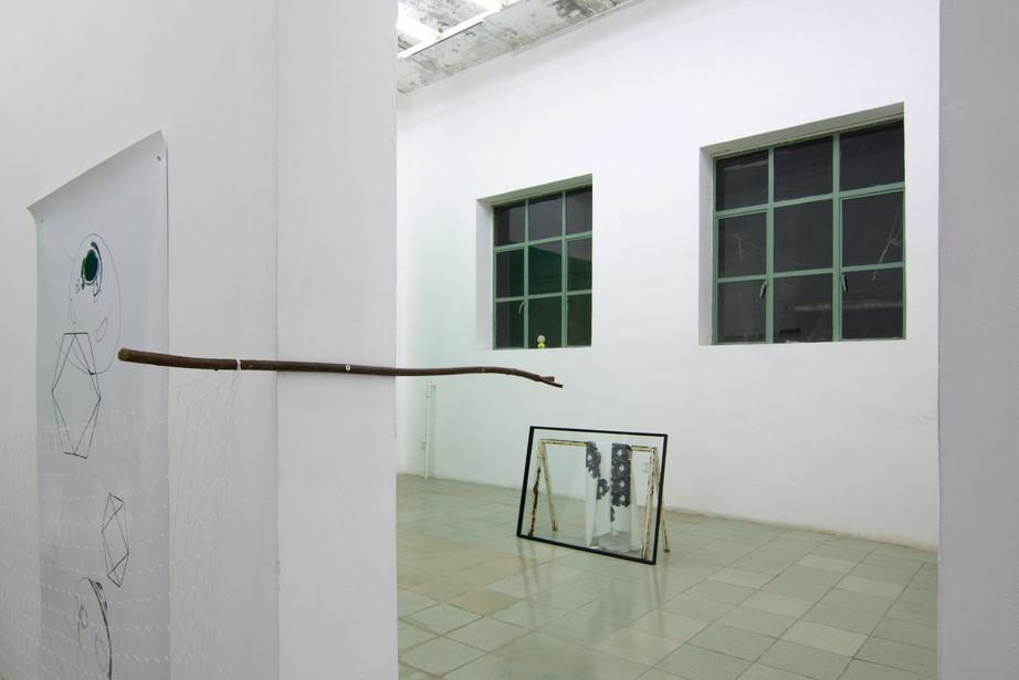 Michiel Hilbrink in Black Sesame Space