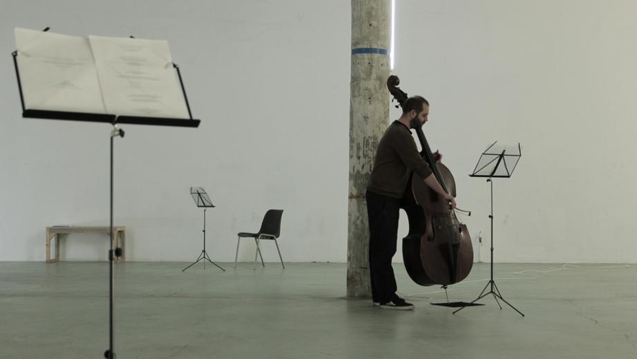 《在此之间, 延续。。。》荷兰艺术家Martijn Tellinga的现实声音装置