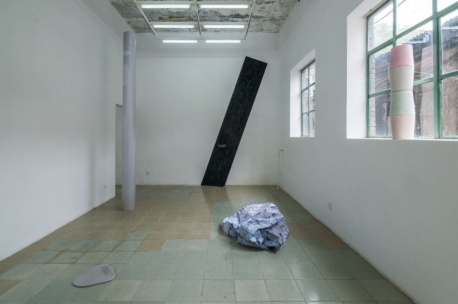 Scanning the Blueprint: Clare Kenny research residency and exhibition programme