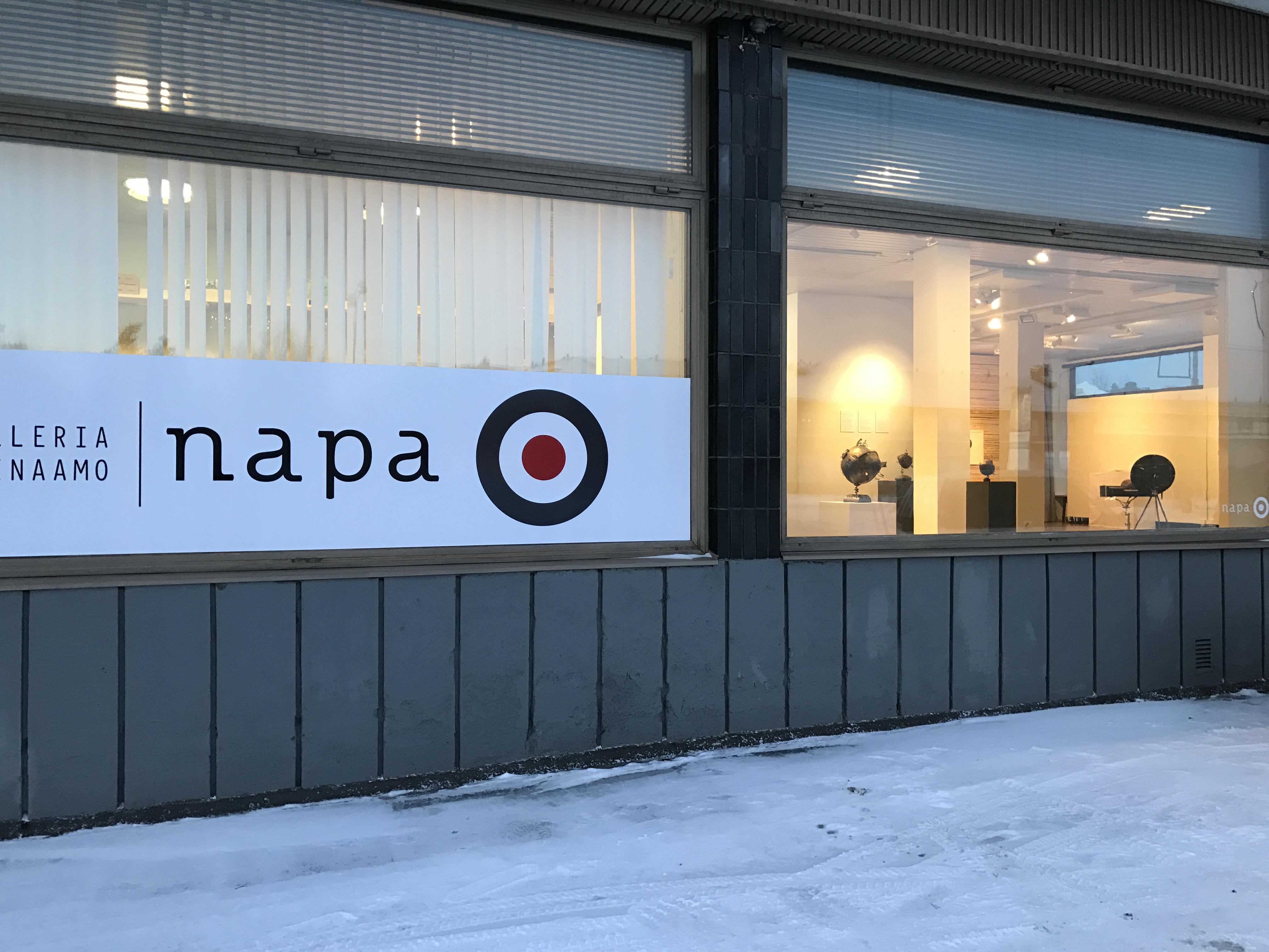 Gallery napa in Rovaniemi