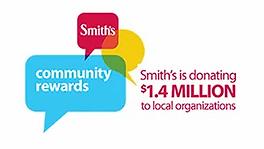 Smiths Community Rewards