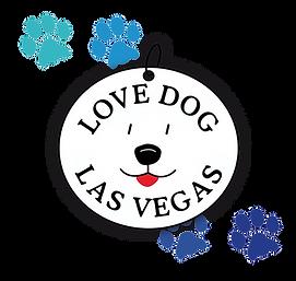 Love Dog Las Vegas logo