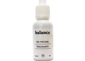 Balance CBD Tincture - 600MG - 30ml
