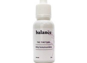 Balance THC Tincture - 600MG - 30ml